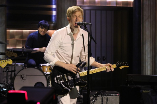 Spoon On The Tonight Show 8/4/13
