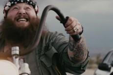 "Action Bronson - ""Easy Rider"" video"