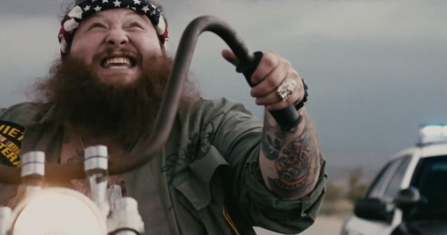 Action Bronson Easy Rider Video