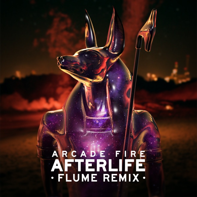 "Arcade Fire – ""Afterlife (Flume Remix)"""
