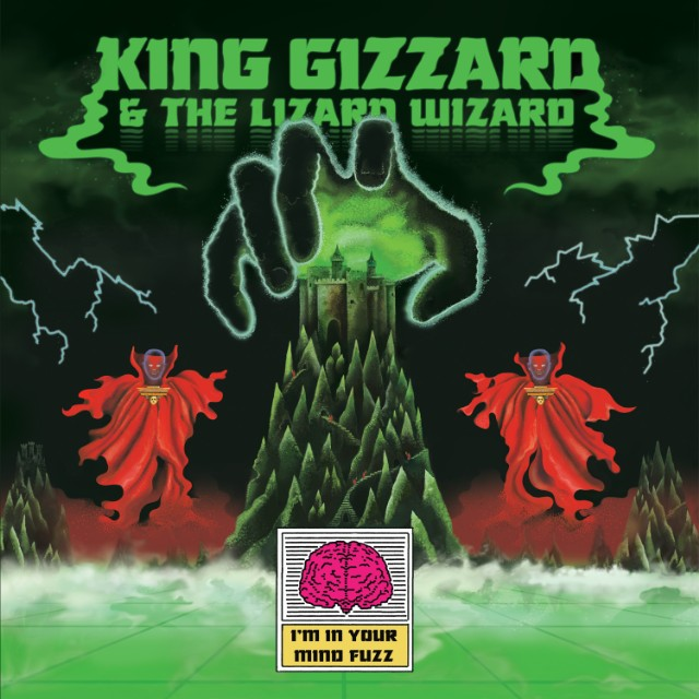 King Gizzard & The Lizard Wizard album cover