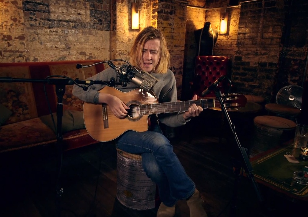 Watch Christopher Owens Perform New Songs In An Acoustic Session For Subtv