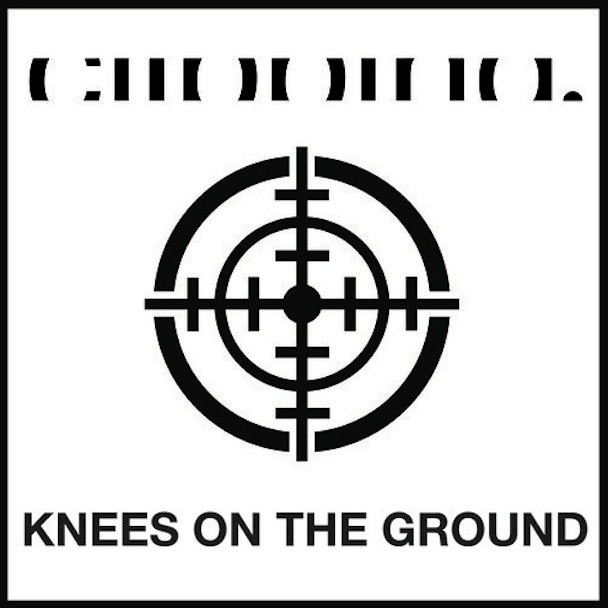 "Clipping. - ""Knees On The Ground"""