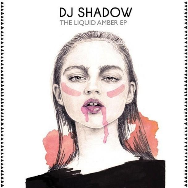 DJ Shadow - The Liquid Amber EP