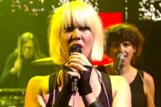 Watch A Very Intense EMA Make Her TV Debut On <em>Letterman</em>
