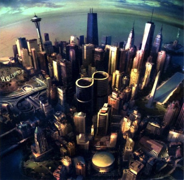 New Foo Fighters Album May Look And Sound Like This