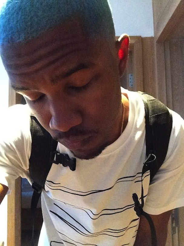 Frank Ocean, J. Cole Share Thoughts On Michael Brown Tragedy