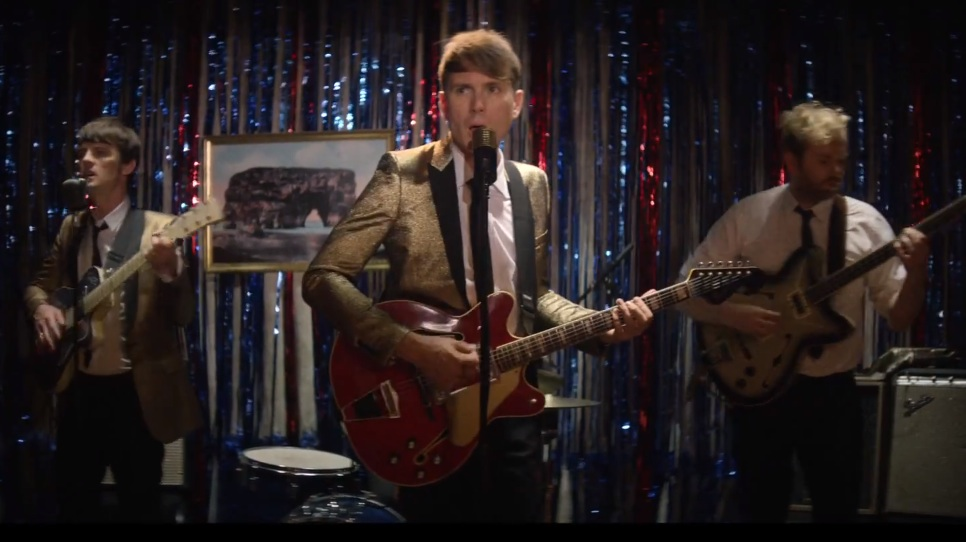 "Franz Ferdinand - ""Stand On The Horizon"" video"