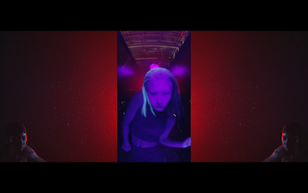 "Grimes - ""Go"" video 2"