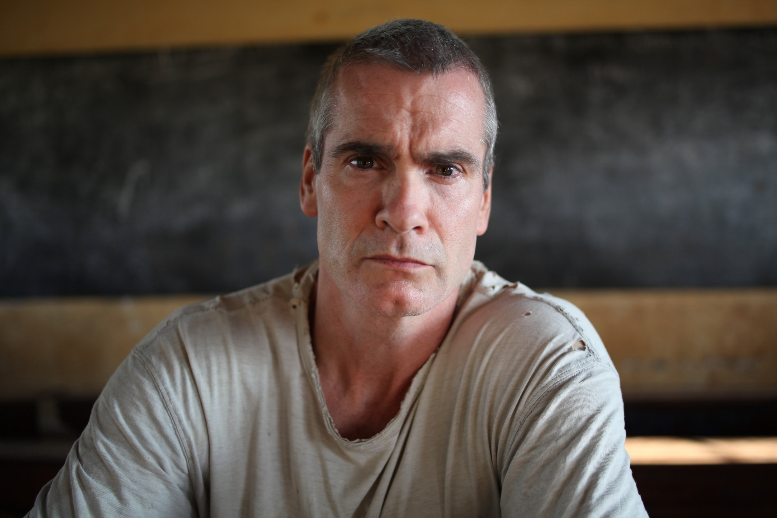 henry rollins book