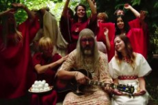 "J Mascis – ""Every Morning"" Video (Feat. Fred Armisen)"