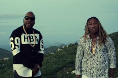 "Jeezy - ""No Tears"" video"