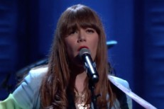 Jenny Lewis Sounded Great Last Night, Singing &#8220;Just One Of The Guys&#8221; On <em>Conan</em>