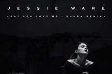 "Jessie Ware – ""Say You Love Me (Shura Remix)"""