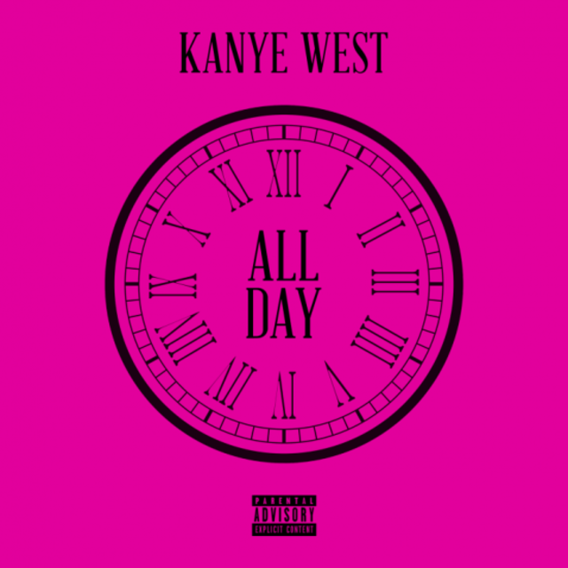 """Hear A Low-Quality Leak Of Kanye West's """"All Day"""" - Stereogum"""
