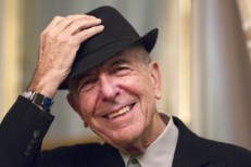 Leonard Cohen Releasing New Album <em>Popular Problems</em> For 80th Birthday