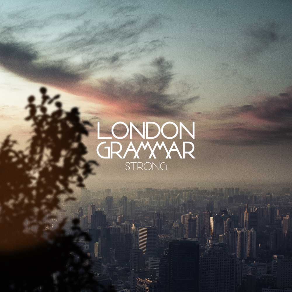 "London Grammar – ""Strong (Evian Christ Remix)"""