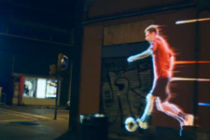 "Hear Rustie's New ""Velcro"" In Adidas Ad Starring Lionel Messi"