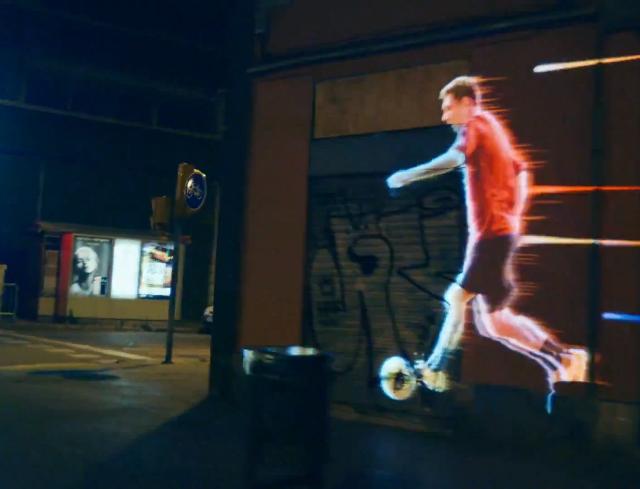 Messi Adidas ad