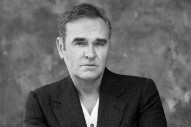 Morrissey Managed To Disparage Robin Williams In His Richard Attenborough Obit