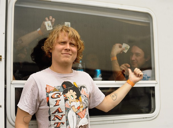 Ty Segall & Mikal Cronin @ Ceremonia 2014
