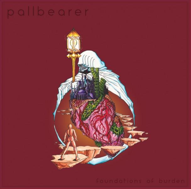 Stream Pallbearer <em>Foundations Of Burden</em>