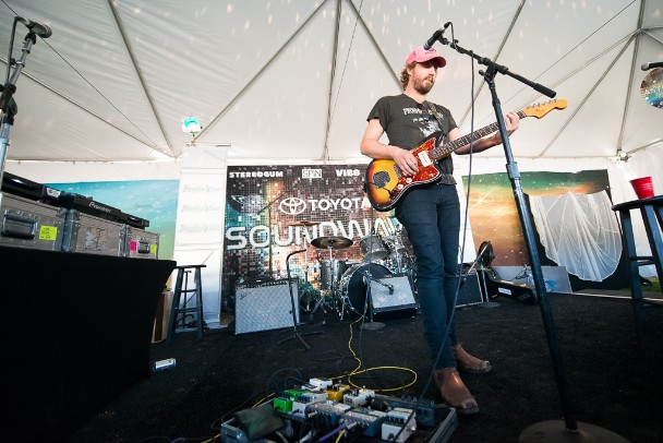Artist Portraits From Stereogum #Soundwave At Outside Lands 2014