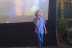 Watch A Nine-Year-Old Win A Pulp Karaoke Contest Judged By Jarvis Cocker