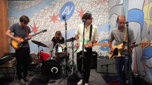 "Watch Real Estate Cover The Cranberries' ""Linger"""