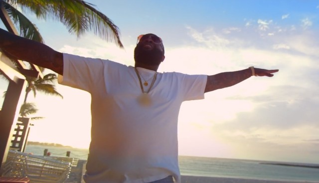 "Rick Ross - ""Supreme"" video"