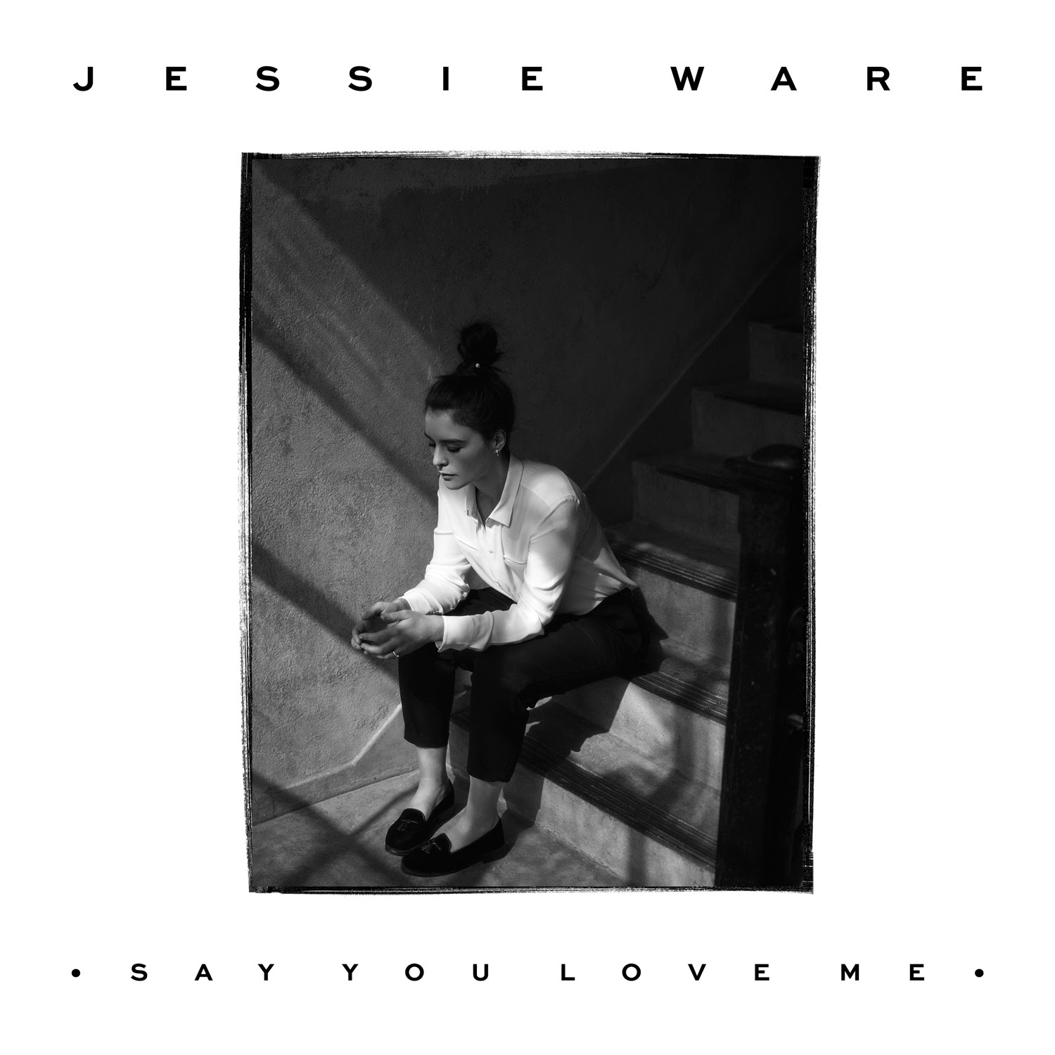 "Jessie Ware – ""Say You Love Me"""
