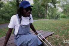Injured Dev Hynes Discusses Lollapalooza Assault, Ferguson At SummerStage