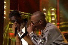 T.I. and Young Thug on The Tonight Show