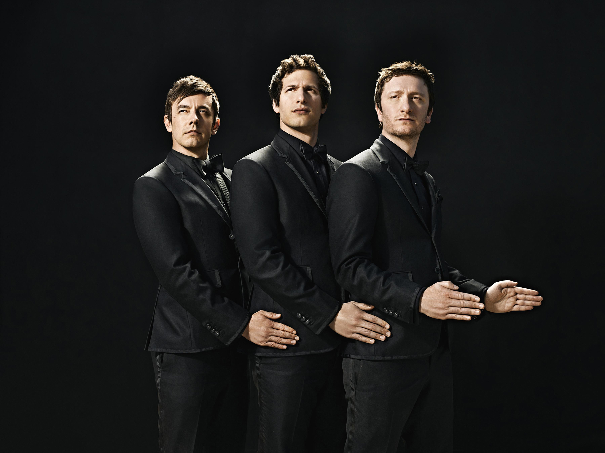 Judd Apatow Is Producing A Lonely Island Movie