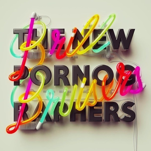 The New Pornographers - Brill Bruisers
