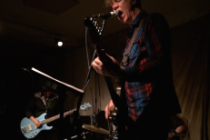 "Watch Thurston Moore Band Play ""Detonation"" At Their Secret First Show Last Night"