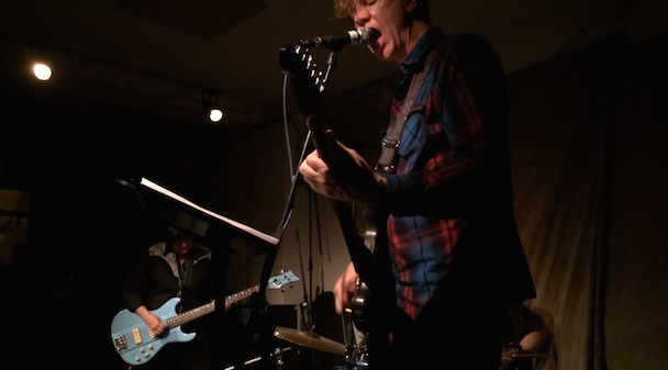 """Watch Thurston Moore Band Play """"Detonation"""" At Their Secret First Show Last Night"""
