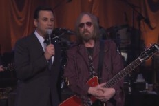 Tom Petty on Kimmel