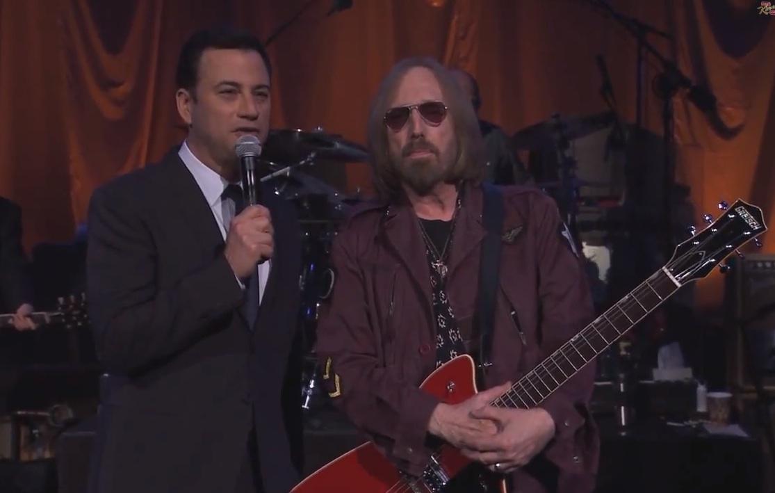 Watch Tom Petty &#038; The Heartbreakers Play Three <em>Hypnotic Eye</em> Tunes On <em>Kimmel</em>