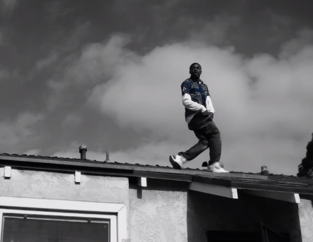 "Vince Staples - ""Blue Suede"" video"
