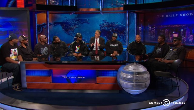 Wu-Tang Clan on The Daily Show