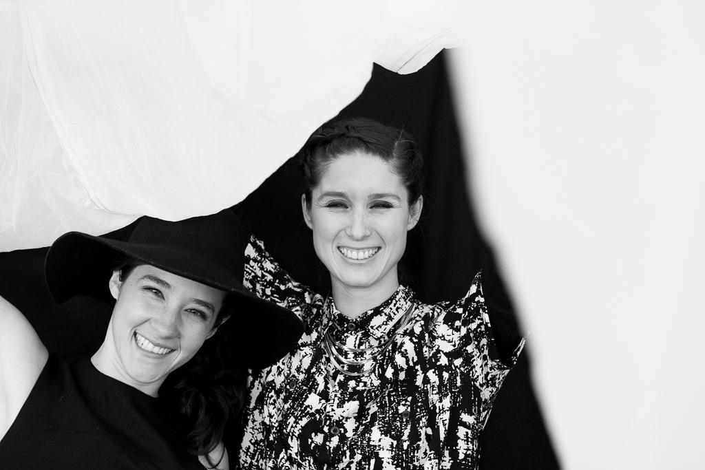 Ximena And Francesca