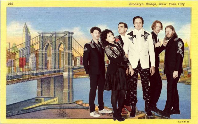 Arcade Fire - Brooklyn