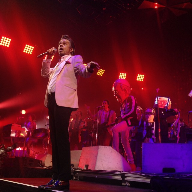 Arcade Fire With Buster Poindexter