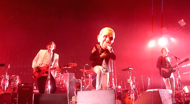 "Watch Arcade Fire Cover Neil Young's ""Come On Baby Let's Go Downtown"" In Winnipeg"