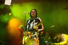 Watch Arcade Fire Pay Tribute To Nirvana At Washington Show