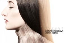 "Zola Jesus – ""Dangerous Days (Maps Remix)"""