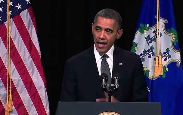 "Watch Barack Obama ""Sing"" Ariana Grande's ""Problem"""