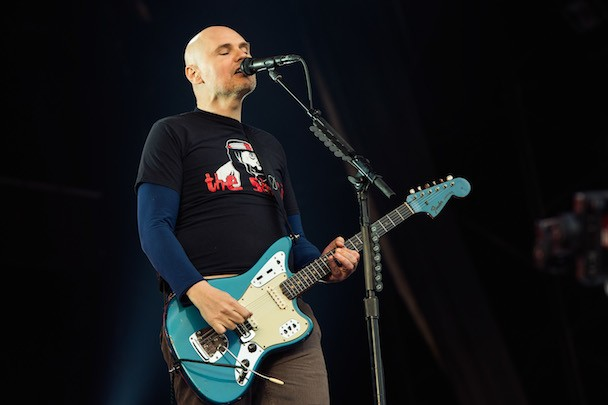 Write Your Dream Billy Corgan Setlist And Win A Private Hangout With Him At Ravinia Festival
