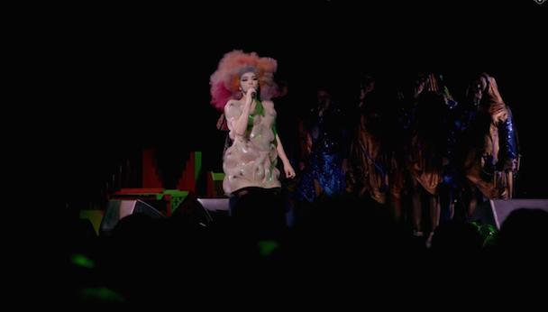 Watch Björk's Biophilia Live Trailer